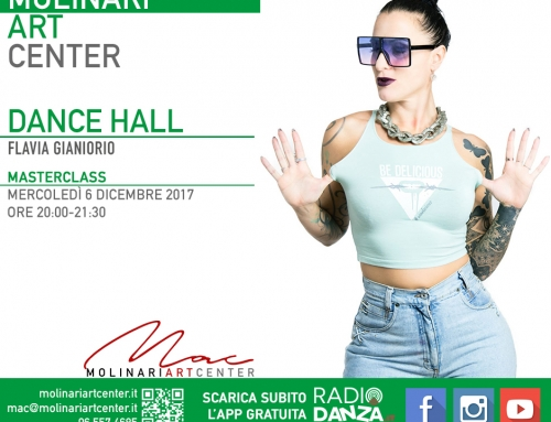 Masterclass | Dance Hall | Flavia Gianiorio