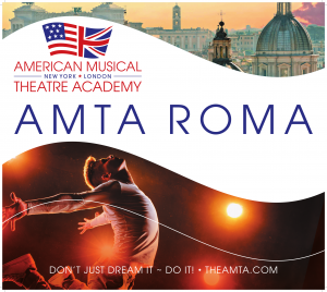 Read more about the article AUDIZIONE AMERICAN MUSICAL THEATRE ACADEMY