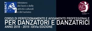 Read more about the article NUOVA AUDIZIONE BORSE DI STUDIO AID- MiBACT 2018/2019