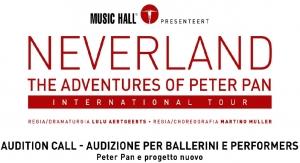 Read more about the article AUDIZIONE PER BALLERINI E PERFORMERS