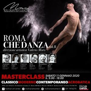 Read more about the article ROMA CHE DANZA – vol. II
