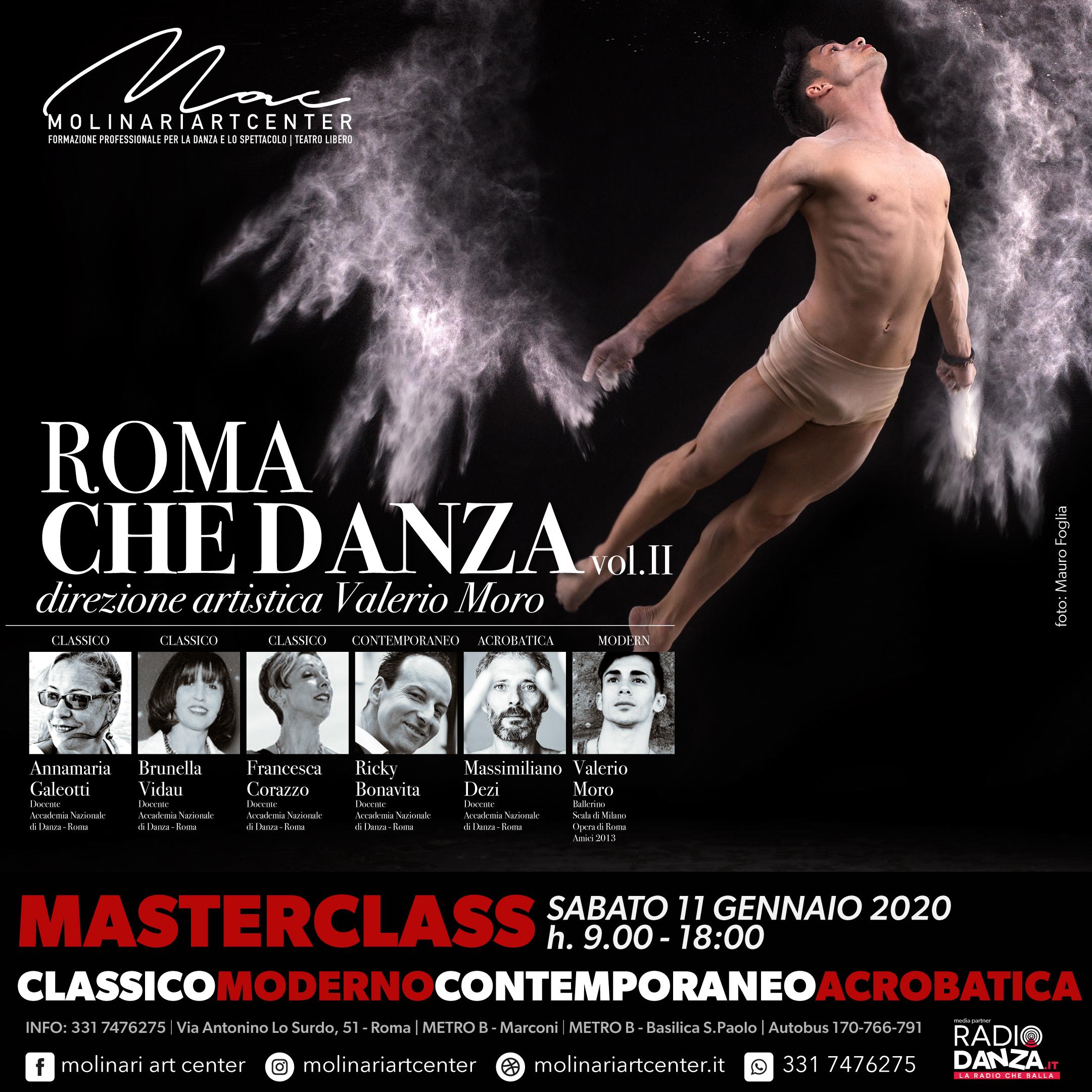 ROMA CHE DANZA – vol. II