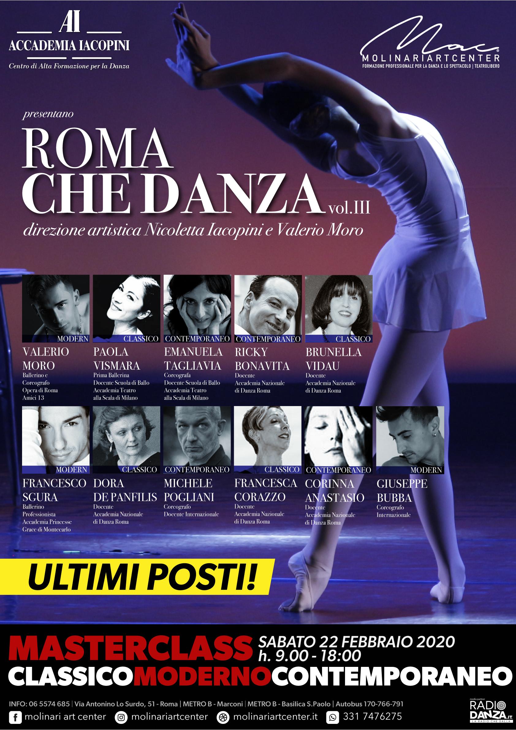 ROMA CHE DANZA vol III