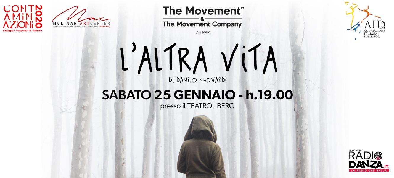 THE MOVEMENT IIIa EDIZIONE – RASSEGNA DI DANZA
