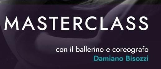 MASTER CLASS con DAMIANO BISOZZI